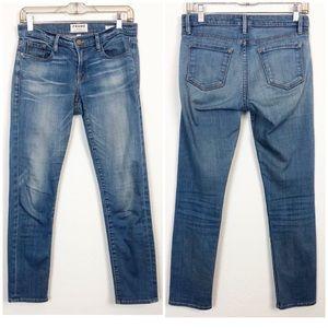 Frame Denim | Le Garçon Slim Boyfriend Fit Jeans